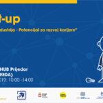 "Meet-up ""Kreativna industrija – Potencijal za razvoj karijere"""